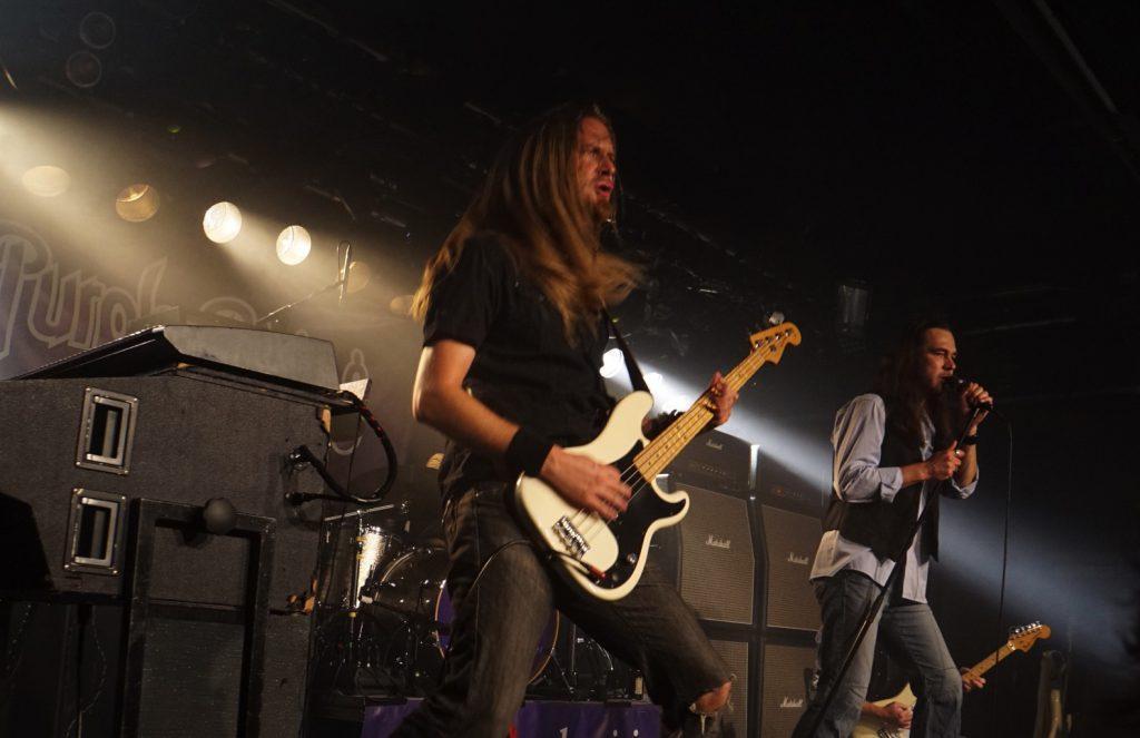 Purple Rising, auf Metalogy.de, dem etwas anderen Metal Magazin