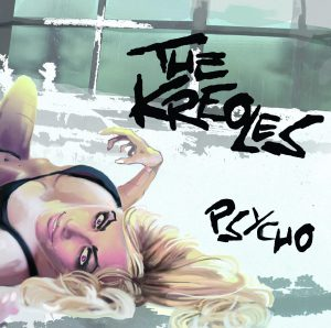 Metalband the kreoles mit neuem Album Psycho
