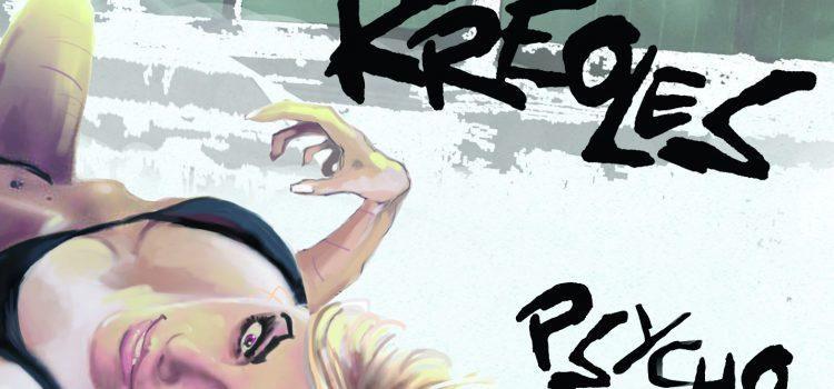 """Die italienische Metalband """"The Kreoles"""" mit Zweitling """"Psycho"""""""