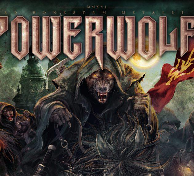 """Zum Abfeiern im Wohnzimmer – POWERWOLF mit Live DVD  """"The Metal Mass Live"""""""