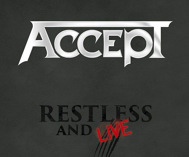 """Accept im Wohnzimmer genießen – mit neuer Live DVD """"Restless & Live"""""""