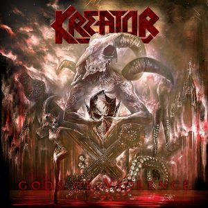 Kreator - Gods Of Violence - Artwork