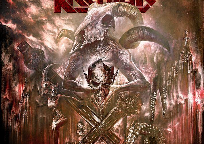 """Das neue Album von KREATOR """"Gods Of Violence"""" erscheint am 27.1."""