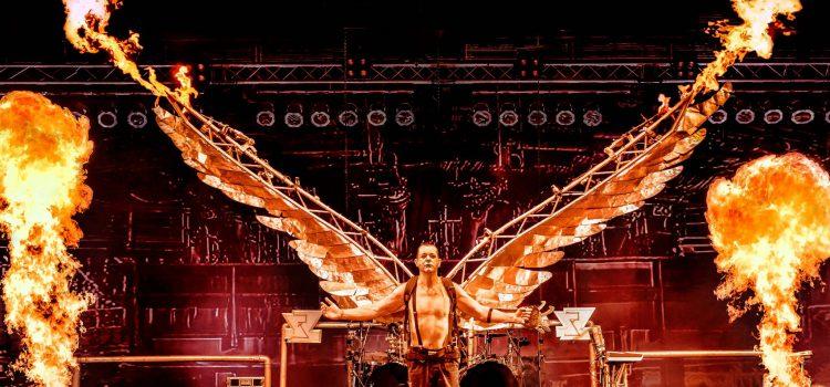 RAMMSTEIN Tribute Band STAHLZEIT in der Jahrhunderthalle – mit FOTOSTRECKE