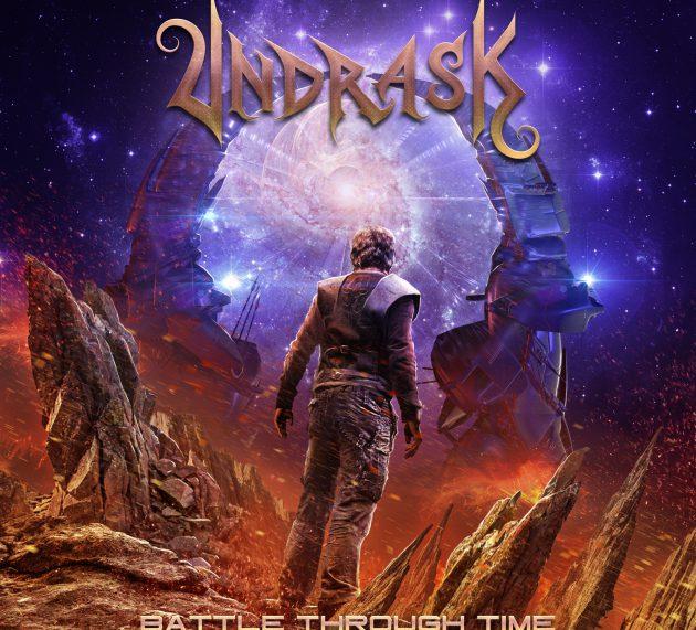 "UNDRASK mit Debutalbum ""Battle through Time"""