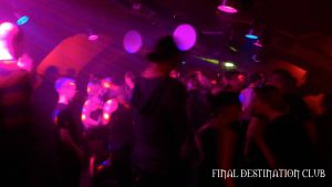 FINAL DESTINATION CLUB Frankfurt
