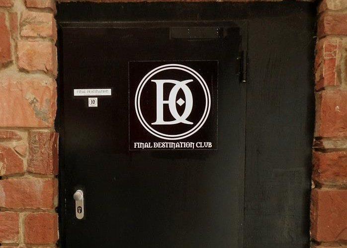 FINAL DESTINATION CLUB Frankfurt – eine Oase für Metalheadz und andere Tanzwütige – mitten in der Frankfurter Innenstadt