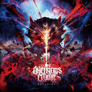 Aversions Crown - Xenocide - Artwork