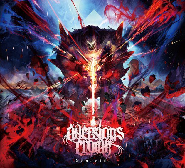 AVERSIONS CROWN mit neuem Album XENOCIDE