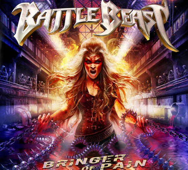 """BATTLE BEAST mit neuem Album """"Bringer Of Pain"""""""