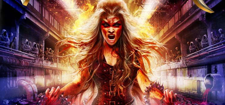 "BATTLE BEAST mit neuem Album ""Bringer Of Pain"""