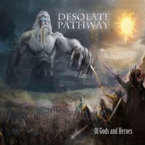 Desolate Pathway_Cover Art