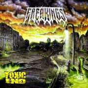 FREAKINGS mit neuem Album TOXIC END