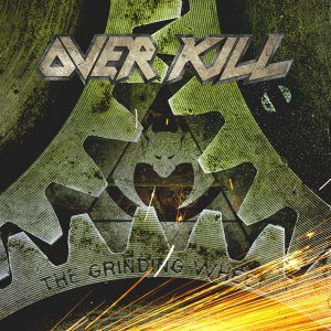 Overkill - The Grinding Wheel - Cover