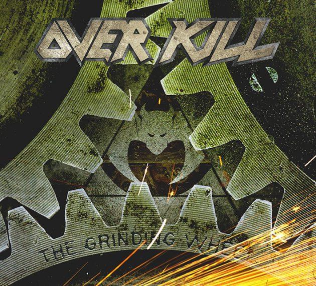 OVERKILL mit neuem Album THE GRINDING WHEEL
