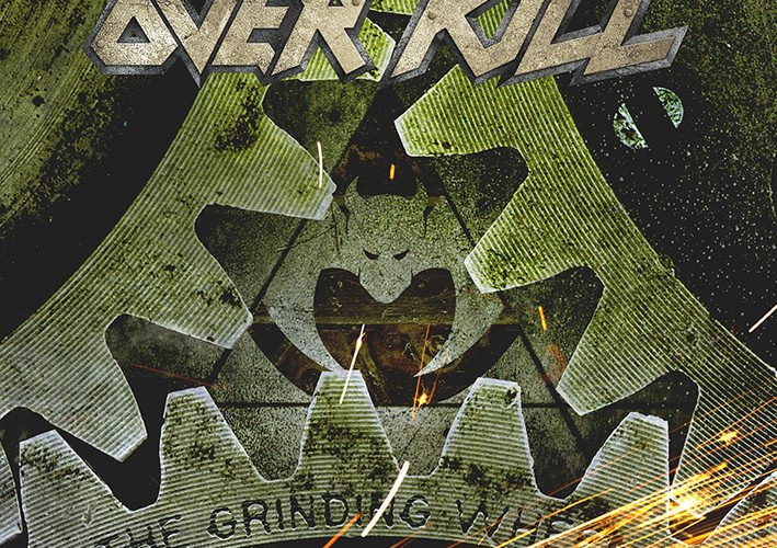 OVERKILL mit neuem Album THE GRINDING WHEEL