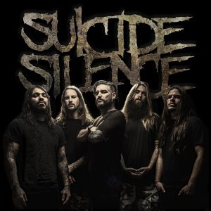Suicide Silence - New Album - Artwork