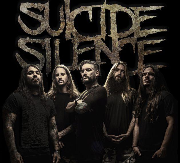 """SUICIDE SILENCE mit neuem Album """"Suicide Silence"""