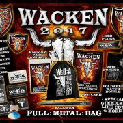 Wacken 2017 – Was wird dieses Jahr im sogenannten Full:Metal:Bag sein?
