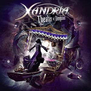 Xandria_Theater Of Dimensions