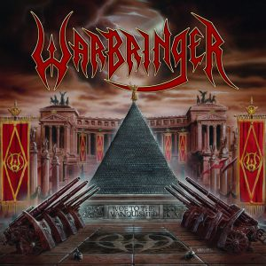 """WARBRINGER - """"Woe To The Vanquished"""" erscheint am 31.3. bei Napalm Records_Cover"""