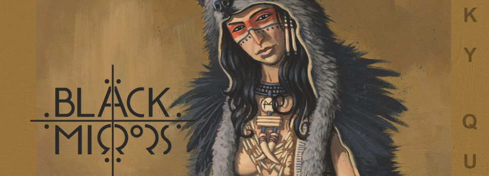 """BLACK MIRRORS mit ihrer Debut-EP """"FUNKY QUEEN"""""""