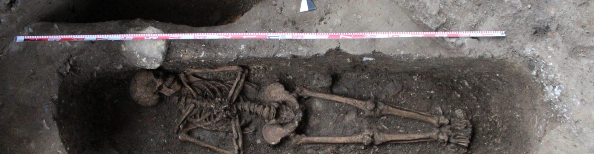 Aktuelle Ausgrabungen bringen neue Fakten über die europäische Kolonisierung Asiens