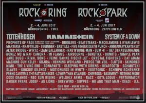 Rock am Ring und Rock im Park