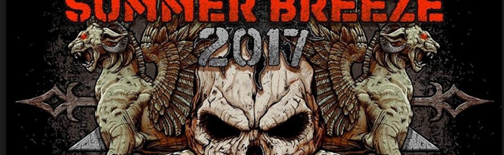 Neuigkeiten zum SUMMER BREEZE 2017