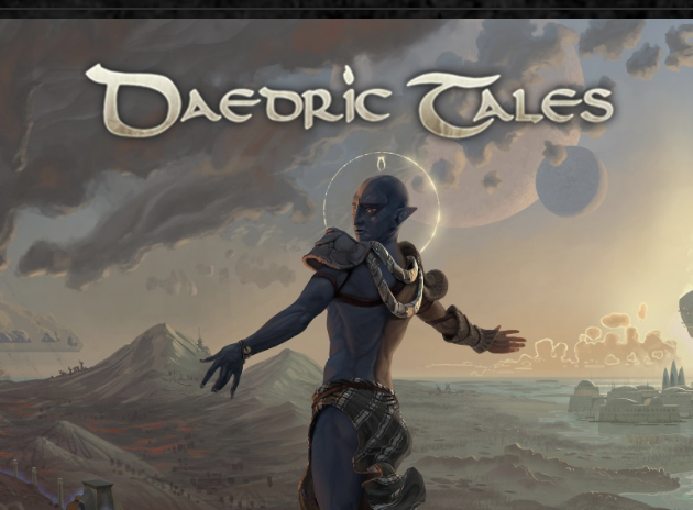 Daedric Tales – THE DIVINE MENACE