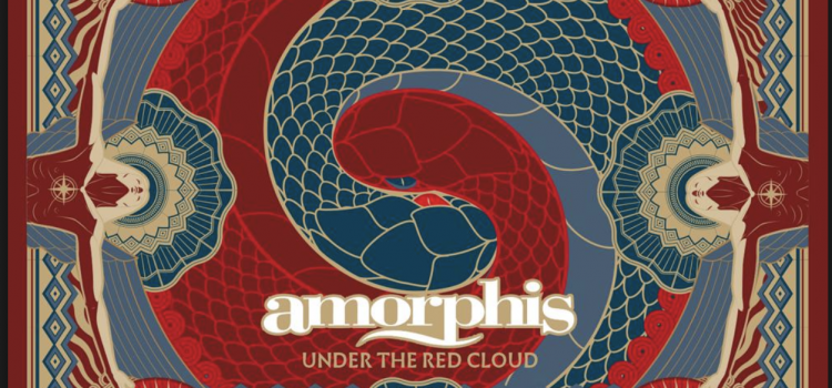 """AMORPHIS  """"Under The Red Cloud"""" (Tour Edition)"""