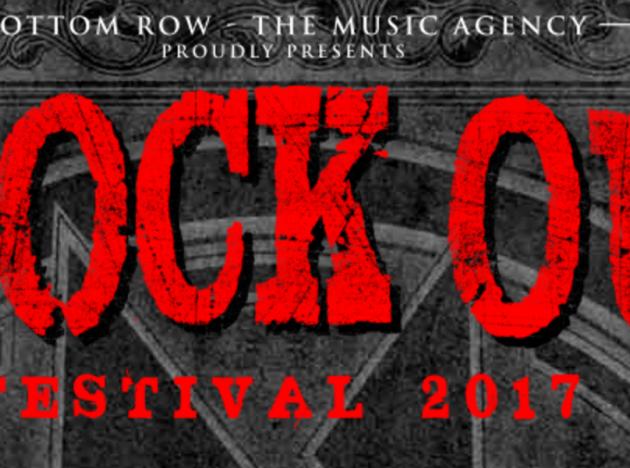 KNOCK OUT FESTIVAL 2017 – erste Bands bestätigt!