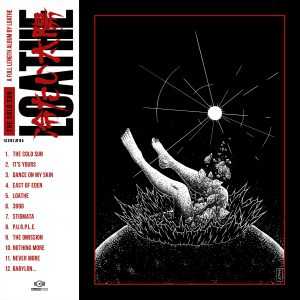 Loathe - The Cold Sun - Artwork