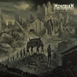 Memoriam - For The Fallen - Artwork Cover