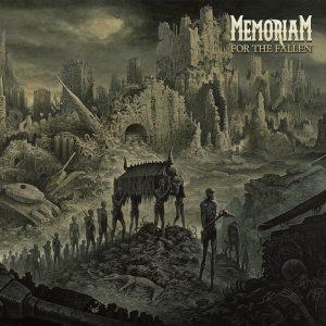 Memoriam - For The Fallen - Artwork Cover