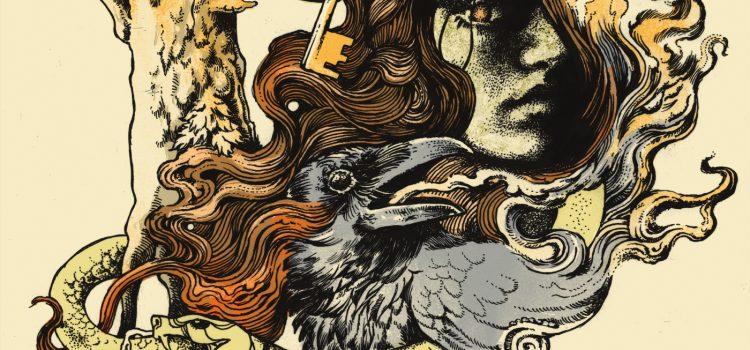 """THE RIVEN mit Debüt Album """"Blackbird"""" – Erdiger Rock aus England"""