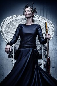 Jennie-Ann Smith Avatarium Pressefoto Nuclear Blast