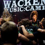 Metal kann man erlernen – und am besten in Wacken!