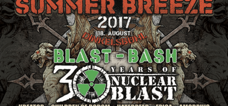 """Blast Bash – 30 Years of Nuclear Blast"" beim Summer Breeze"
