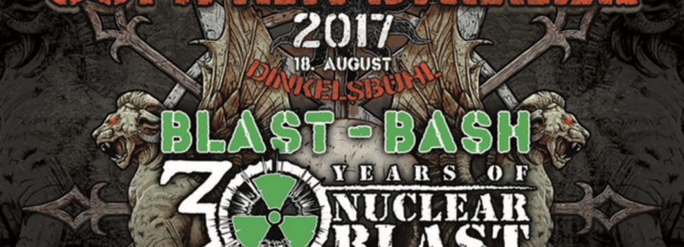 """Blast Bash – 30 Years of Nuclear Blast"" beim Summer Breeze"