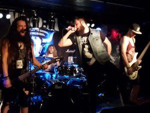 Metal Battle Halbfinale Süd - Arise of the Fallen2
