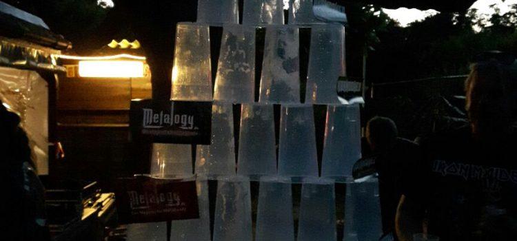Rückblick METAL-FFM FESTIVAL WARM-UP PARTY 2017