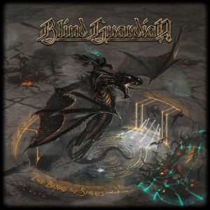 Blind Guardian - Live Beyond The Spheres - Artwork