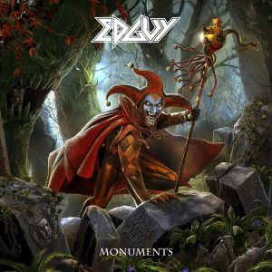 Edguy - Monuments - Artwork