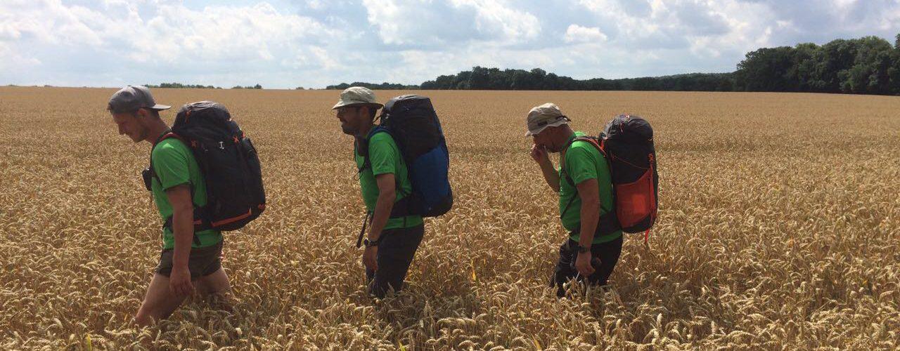 Gruppe wandert 666 Meilen nach Wacken um Lieblingsband zu sehen