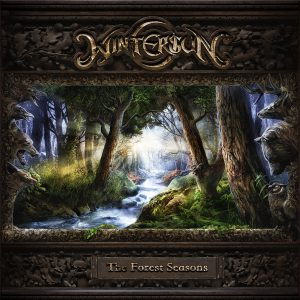 Wintersun - The Forest Seasons - Artwork