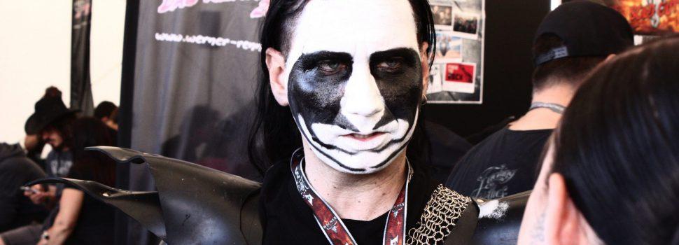 Interview mit dem Vegan Black Metal Chef (in Wacken)
