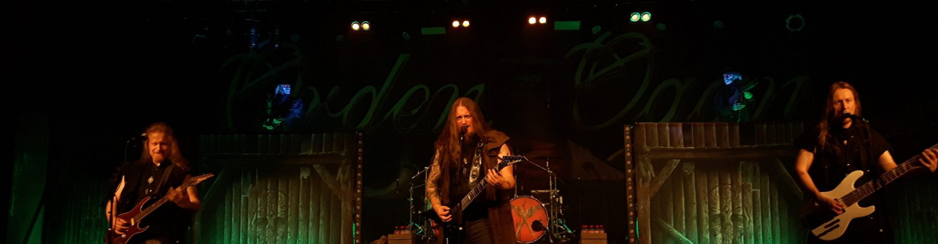 Exklusiv-Interview: ORDEN OGAN Schlagzeuger Dirk im Gespräch mit METALOGY