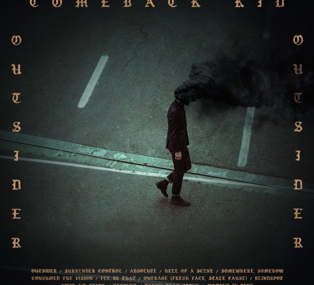 """Review: COMEBACK KID – """"Outsider"""""""