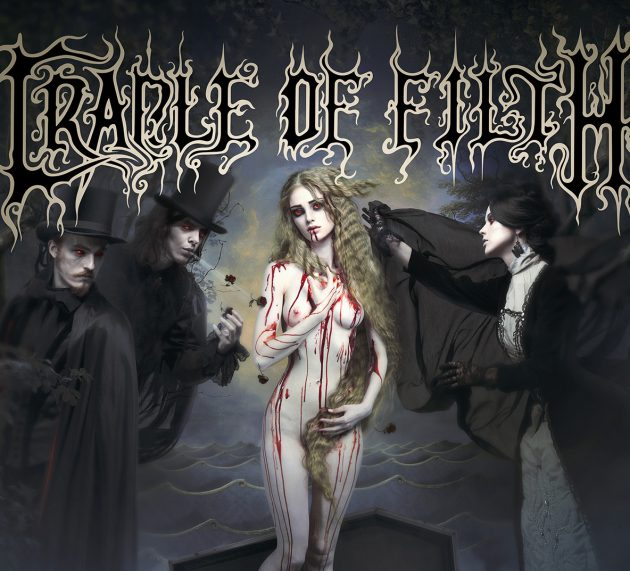 Review: CRADLE OF FILTH  – Cryptoriana – The Seductiveness Of Decay